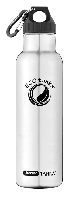 ECOtanka thermotanka 600ml with stainless steel Modern lid