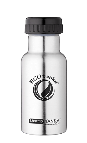 ECOtanka thermotanka 350ml with adaptor lid